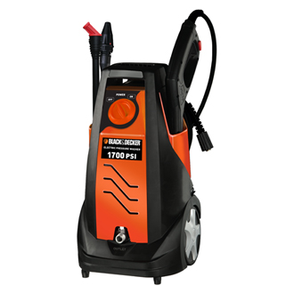 Black and Decker Pressure Washer