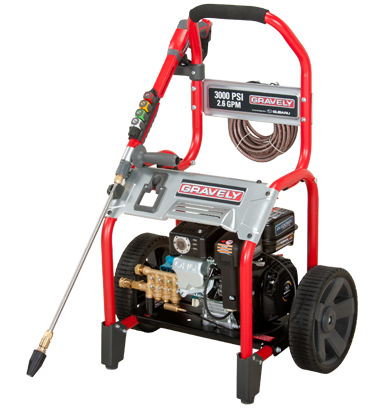 Gravely Pressure Washer