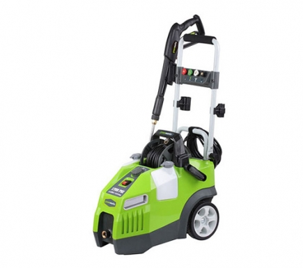 Greenworks pressure washer
